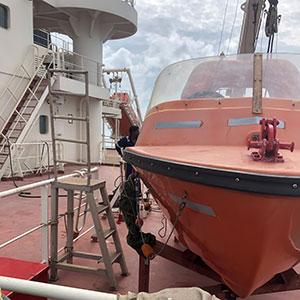 Qingdao Beihai Rescue Boat
