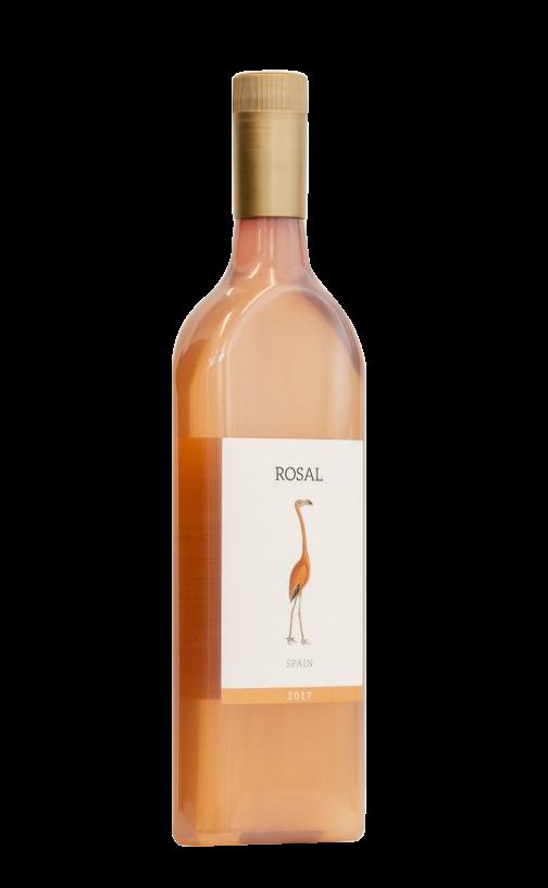 Garçon Wines rosé angle