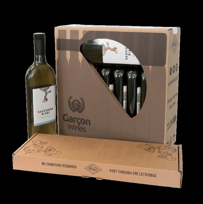 Garçon Wines packs