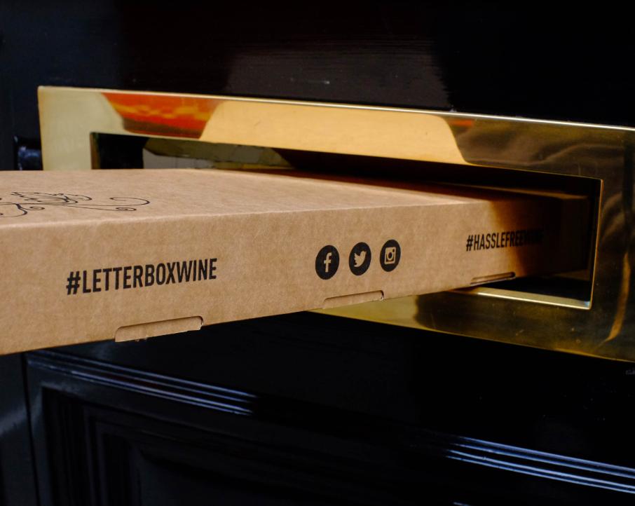 Letterbox wine
