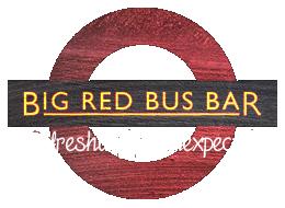 big red bus bar