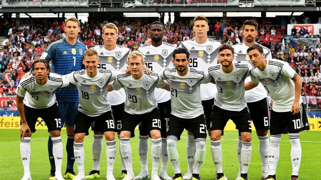 Resultado de imagen para selección alemana