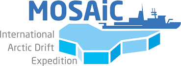 The Multidisciplinary drifting Observatory for the Study of Arctic Climate (MOSAiC) logo