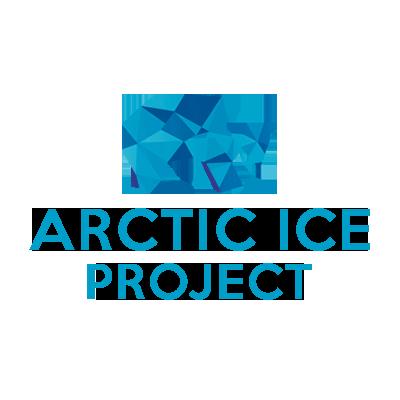 Arctic ice project logo