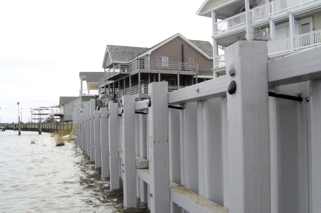 Residential Marine Walls
