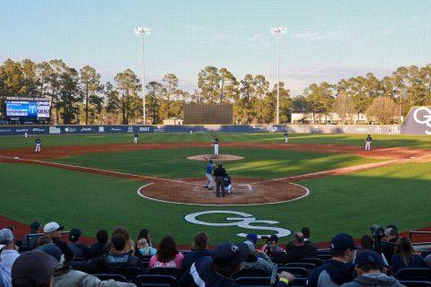 Georgia Southern's New Stadium