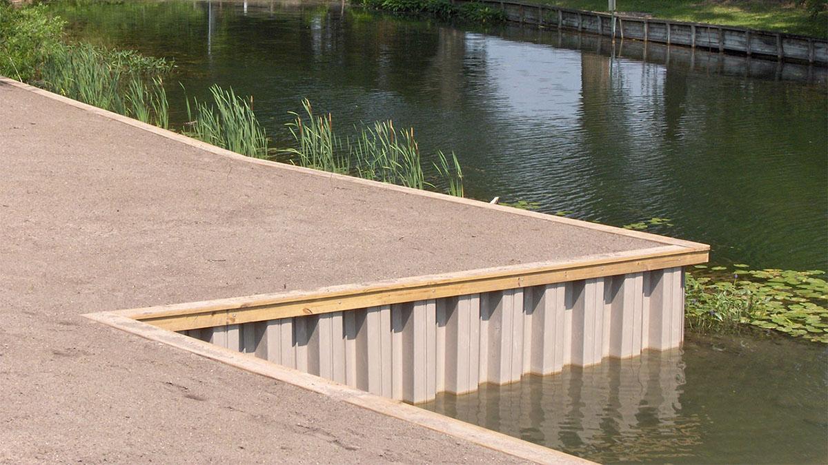 River Walls