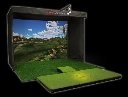 Vista12 Golf Simulator