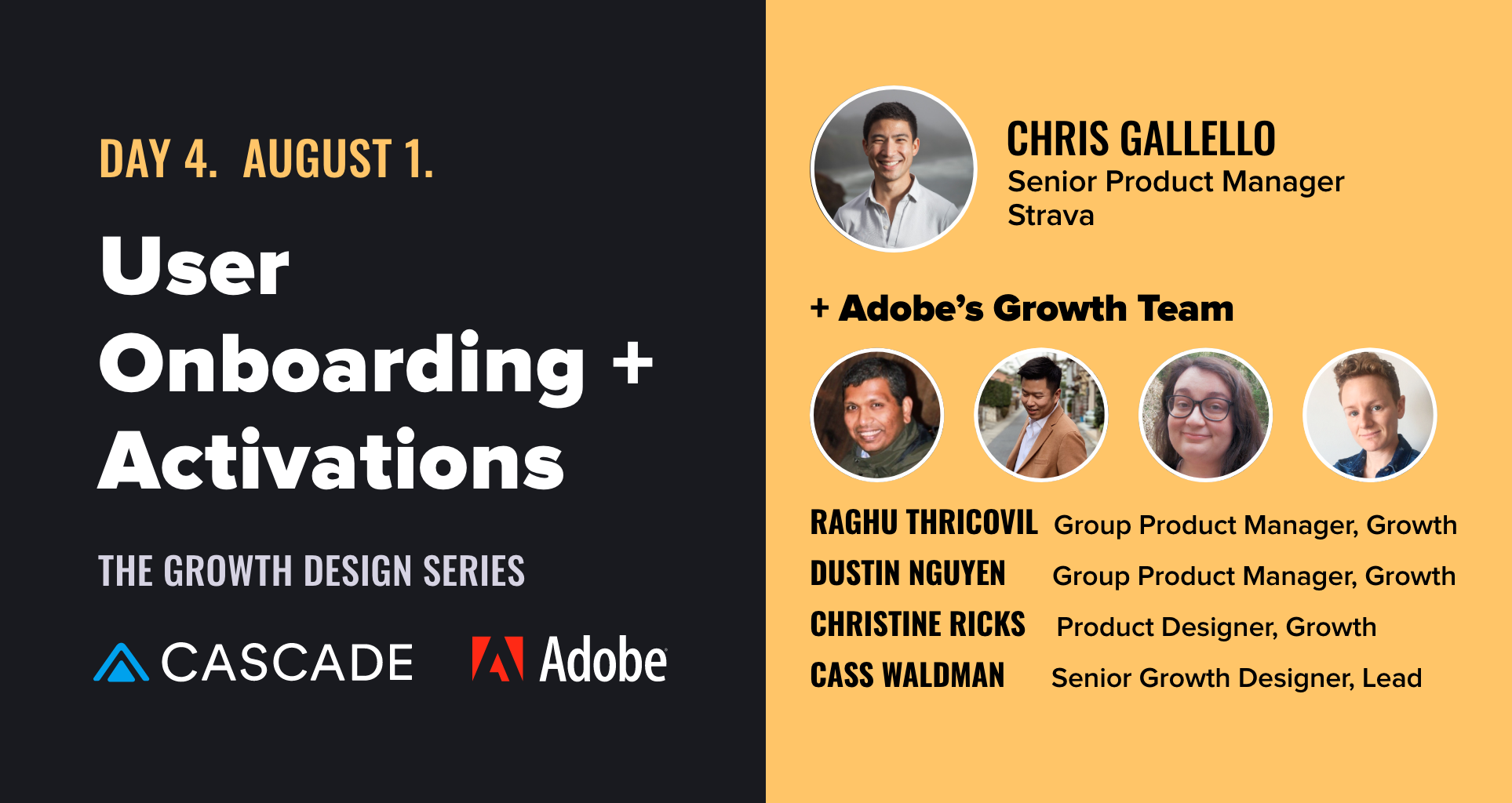 user activation and onboarding at adobe