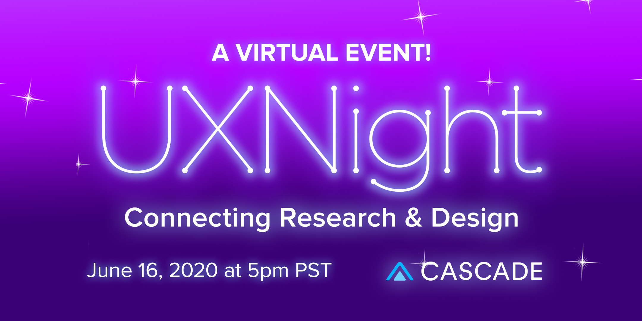 UXNight:  connecting research and design