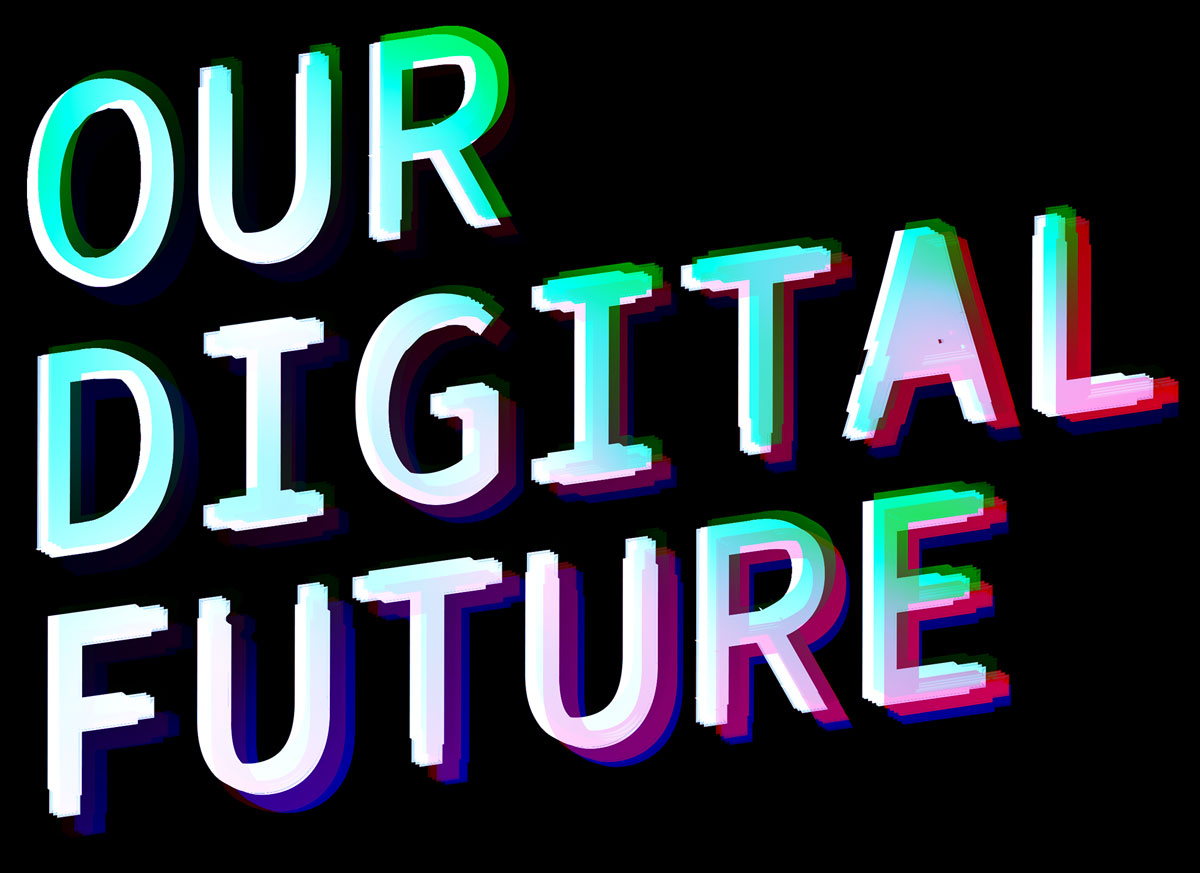 Our Digital Future from Cascade SF