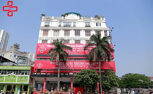 1. Địa chỉ phá thai an toàn tại Hà Nội—Phòng khám Đa khoa 52 Nguyễn Trãi