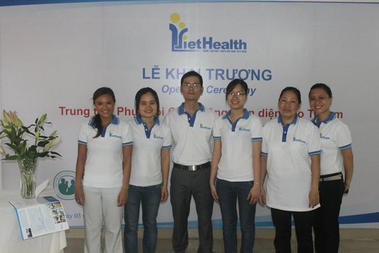 8. Trung tâm phát triển sức khỏe bền vững Viethealth—địa chỉ phá thai an toàn