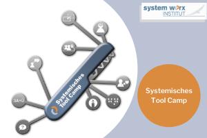 Taschenmesser als Symbol für unser Systemisches Tool Camp