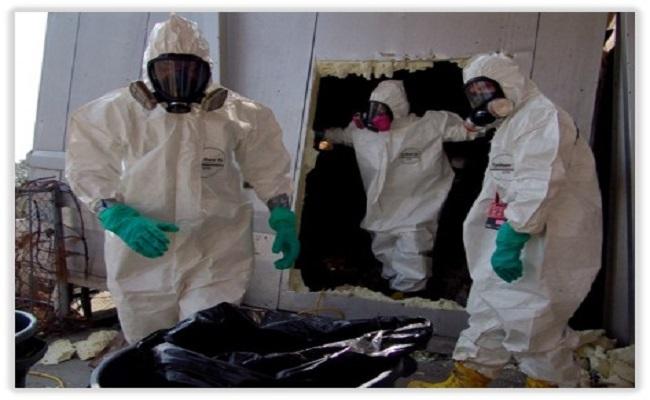 Hazardous materials.