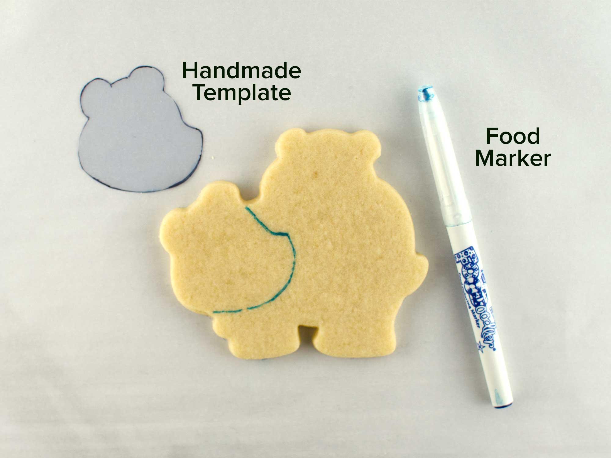 mama bear cookies step 1