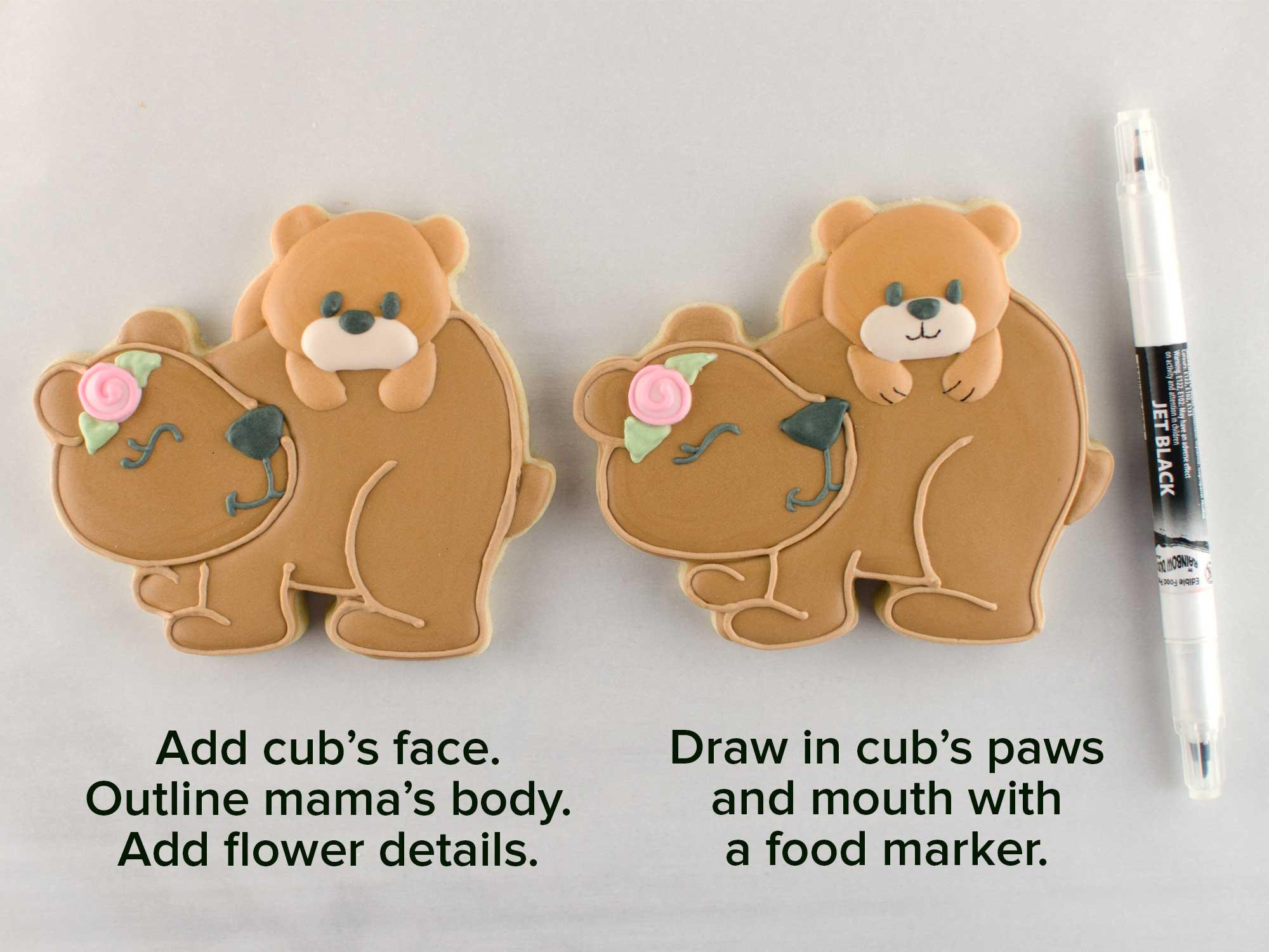 mama bear cookies step 4