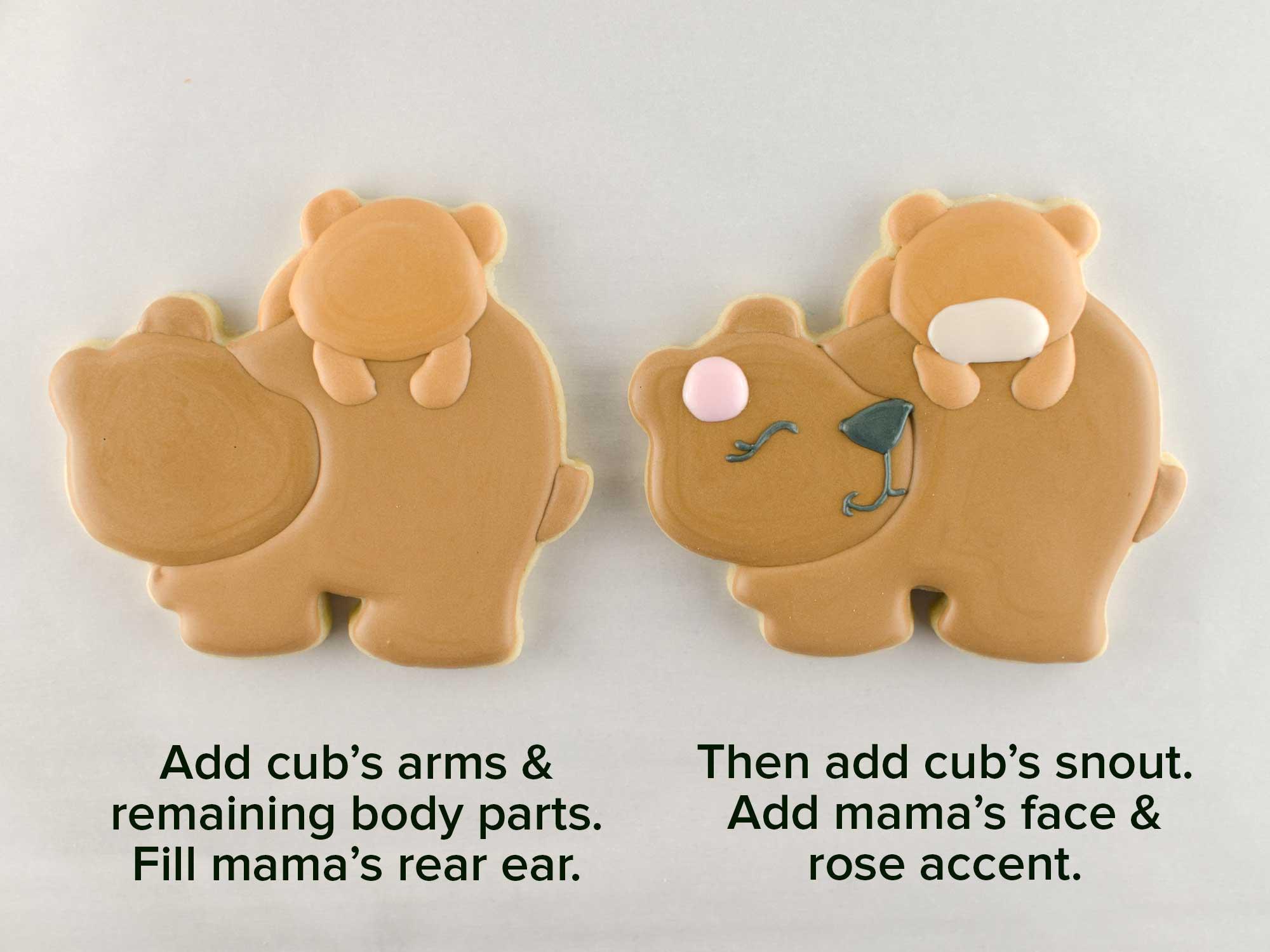 mama bear cookies step 3