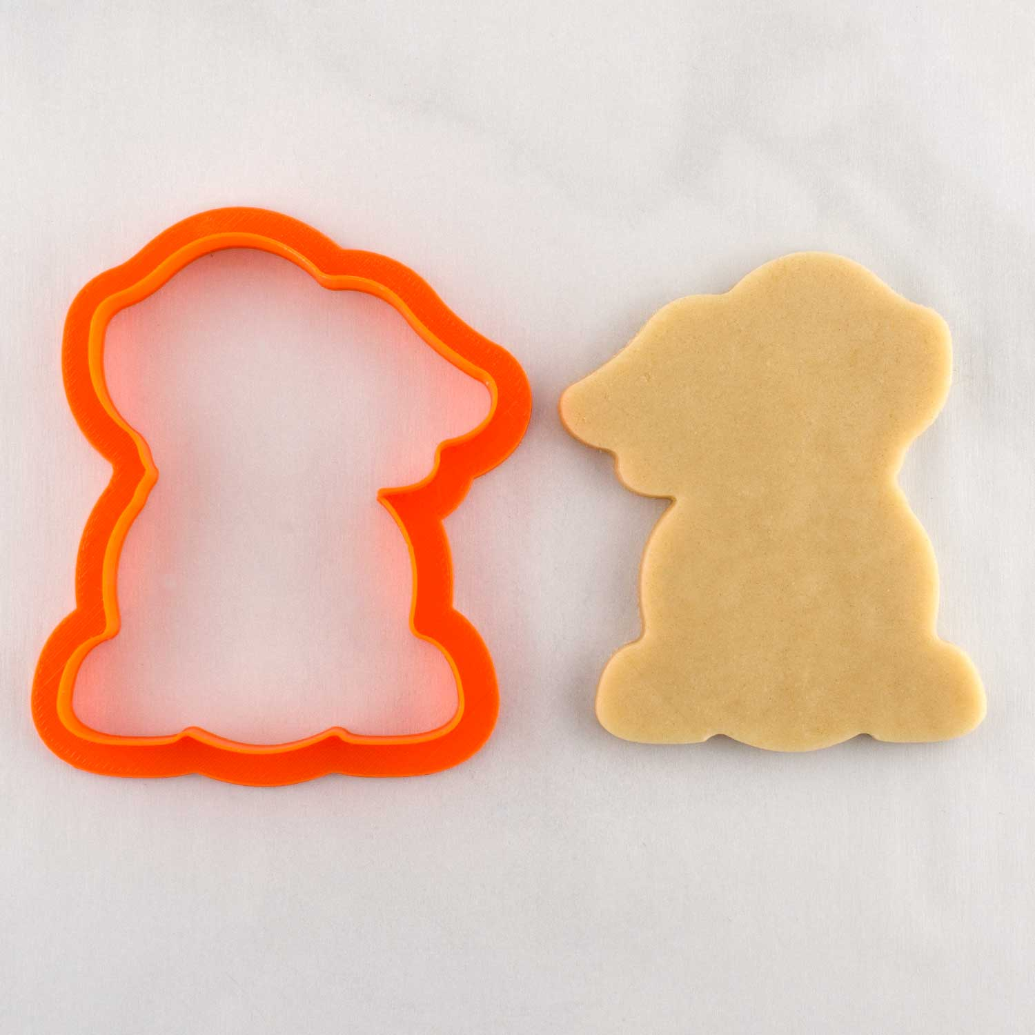 cottontail bunny cookie cutter