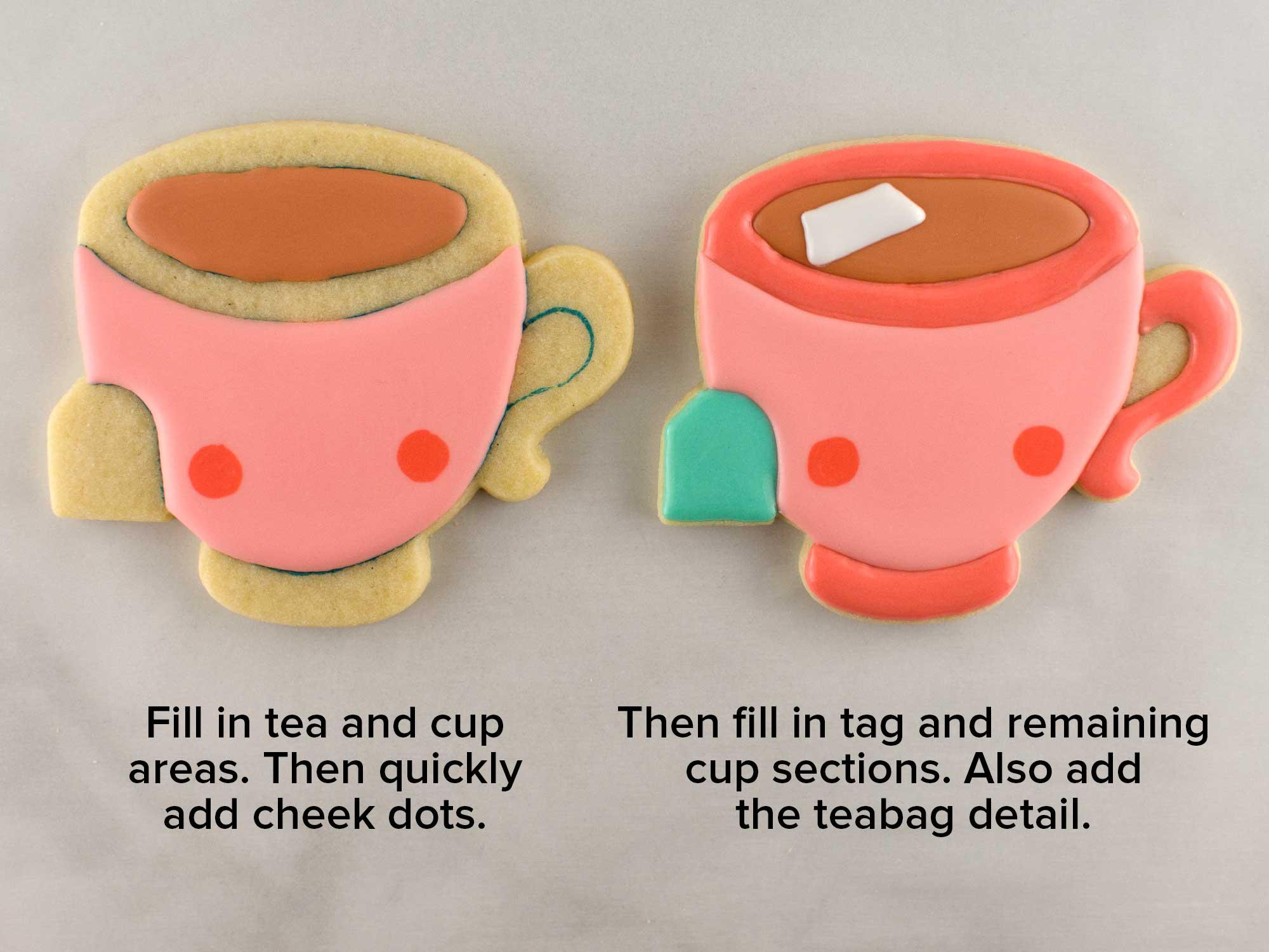 teacup cookie step 2