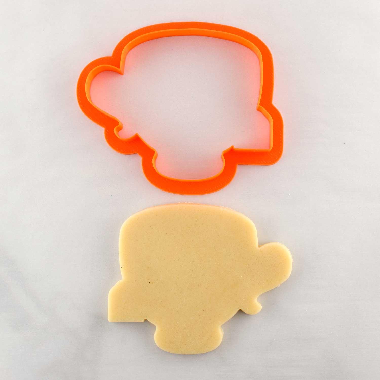 teacup cookie cutter