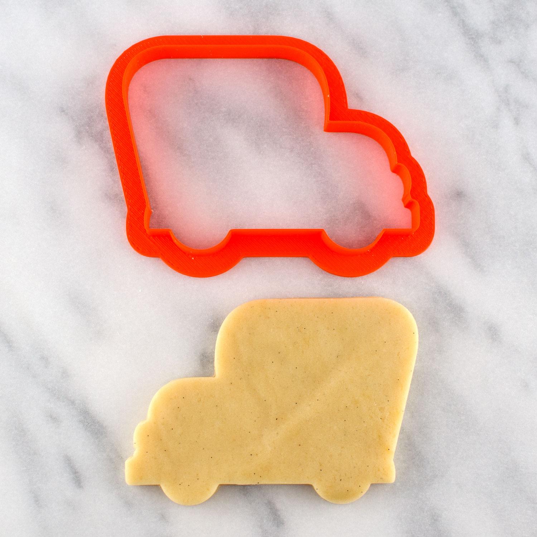 ice cream truck cookie cutter