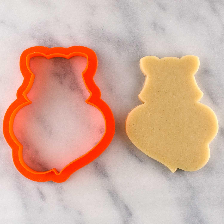 animal heart cookie cutter
