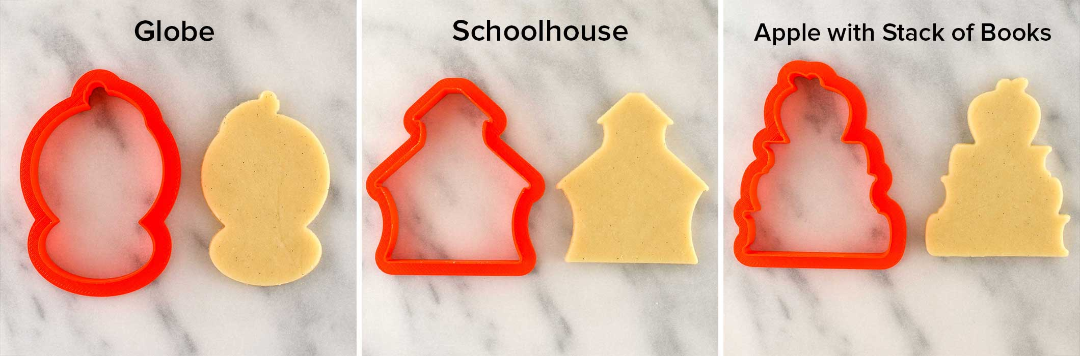 schoolhouse cookie cutters