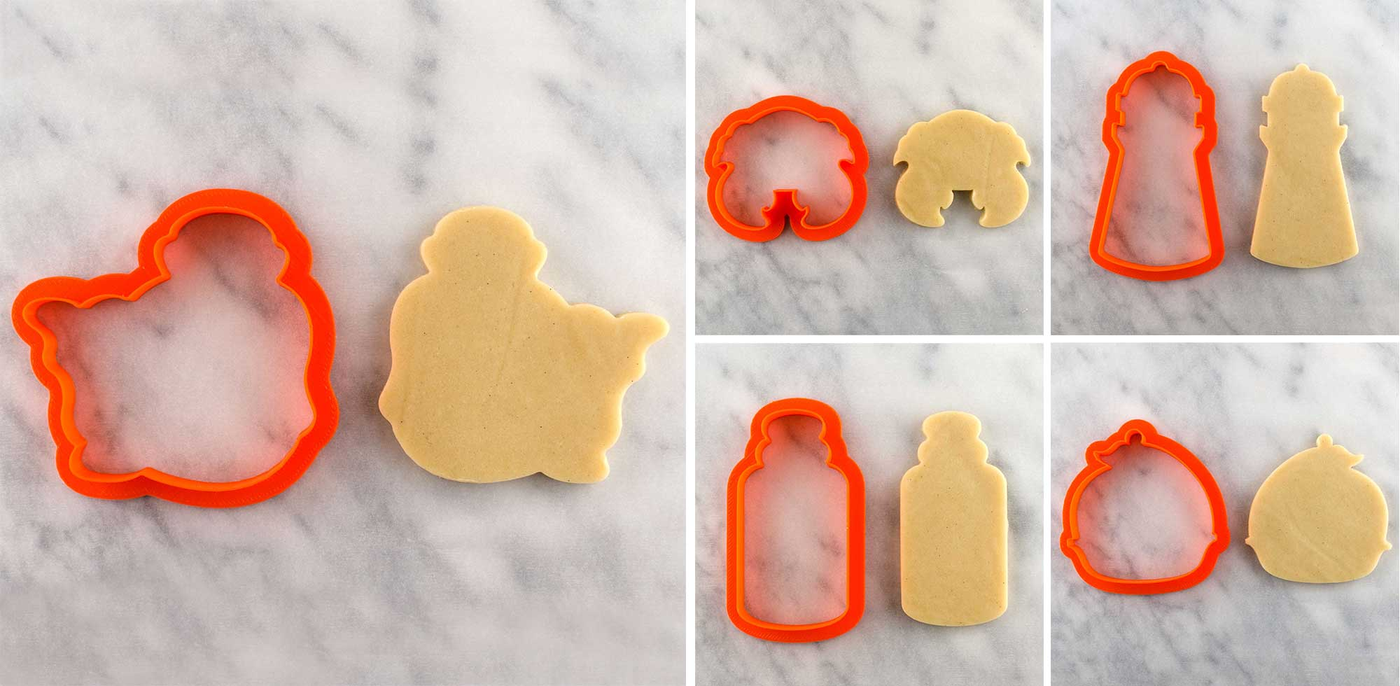 nautical cookie cutters