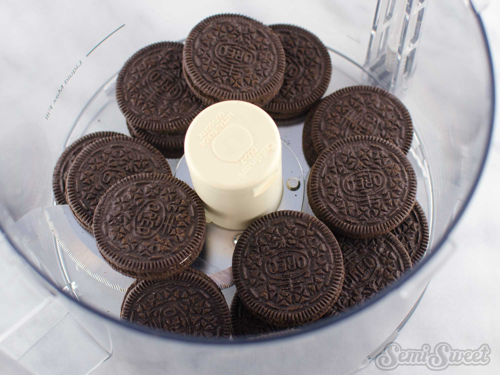 cookies and cream cutout cookies food processor