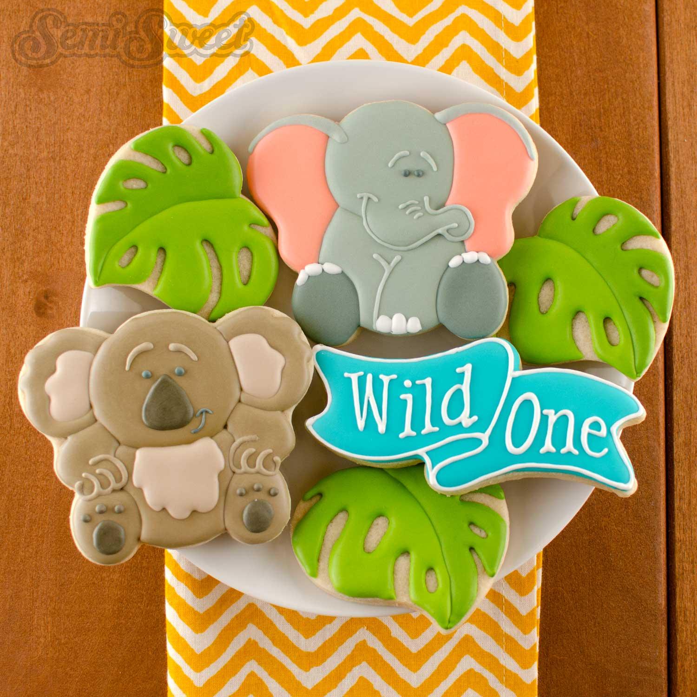 koala-elephant-cookies-plate