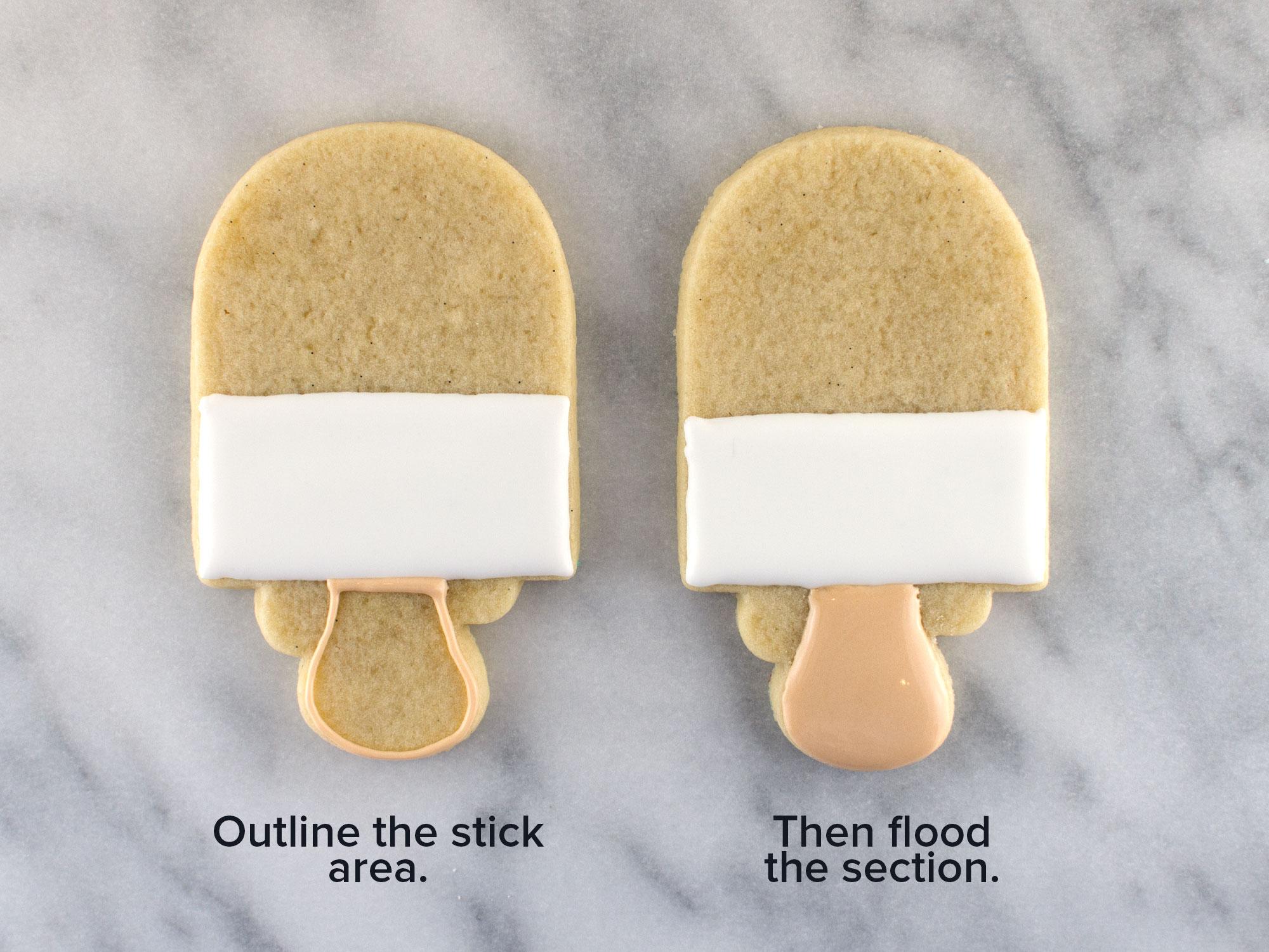 popsicle cookies step 2
