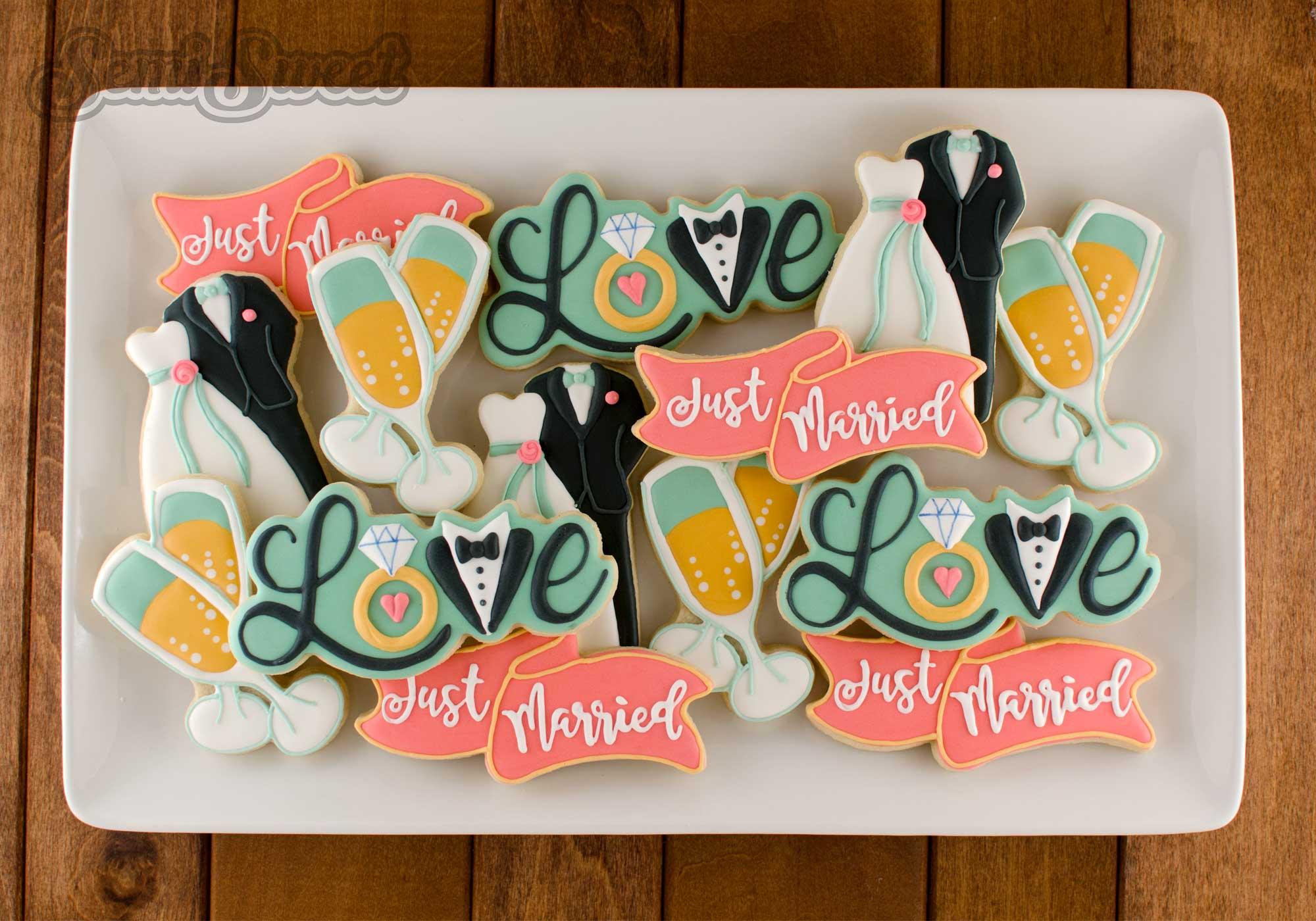 wedding-love-cookies-platter