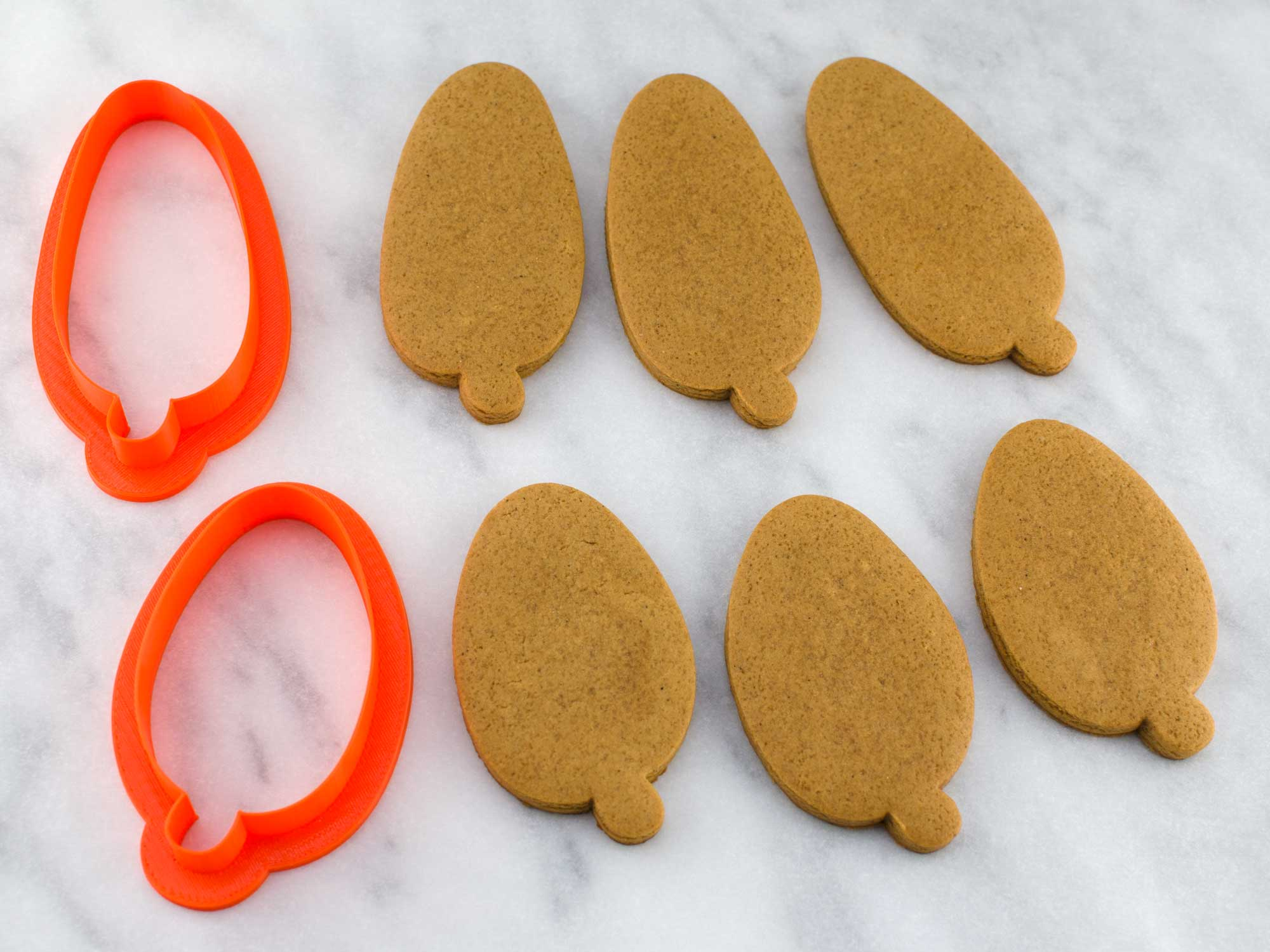 feather cookie cutters