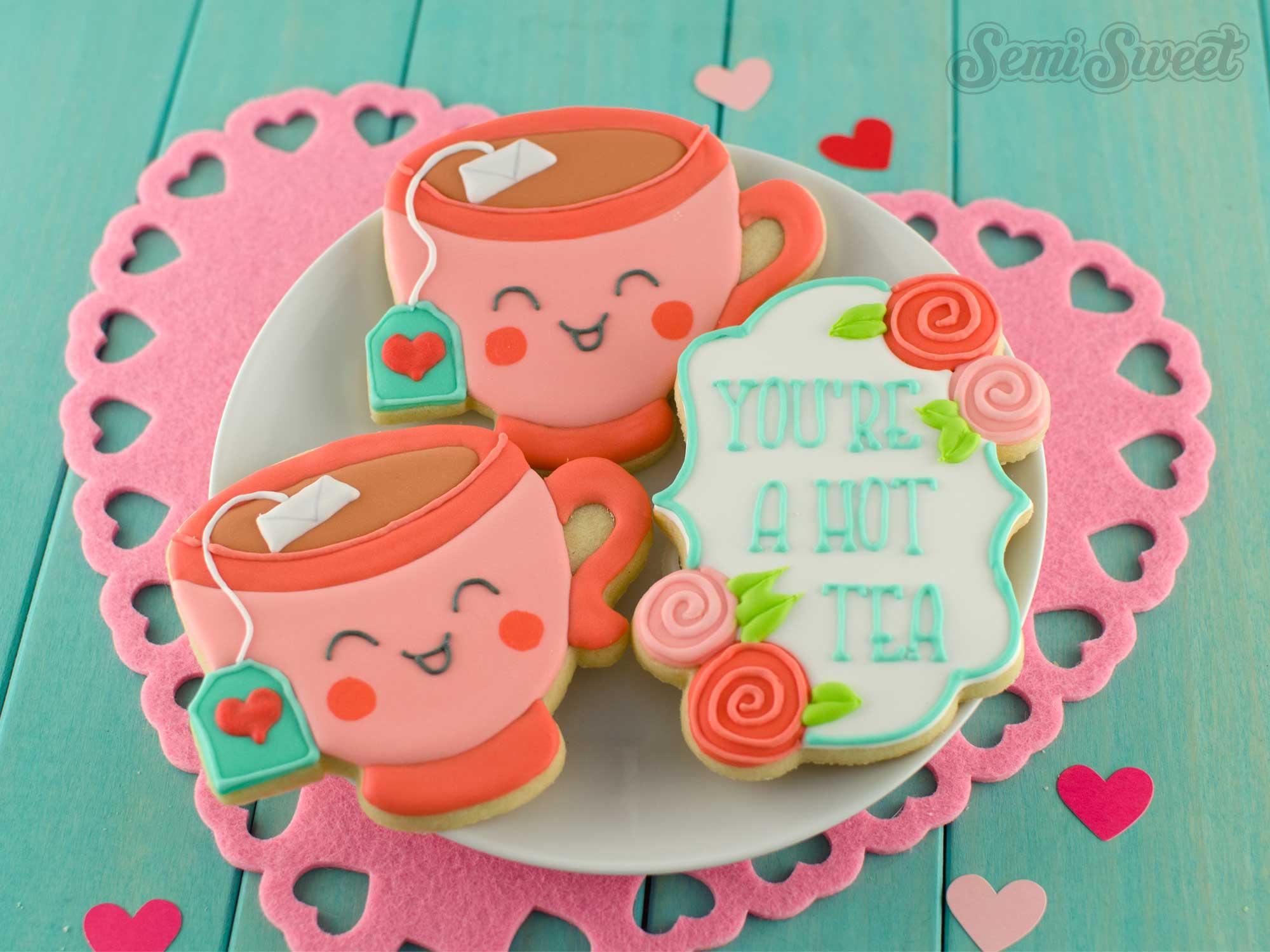 How to Make Teacup Cookies