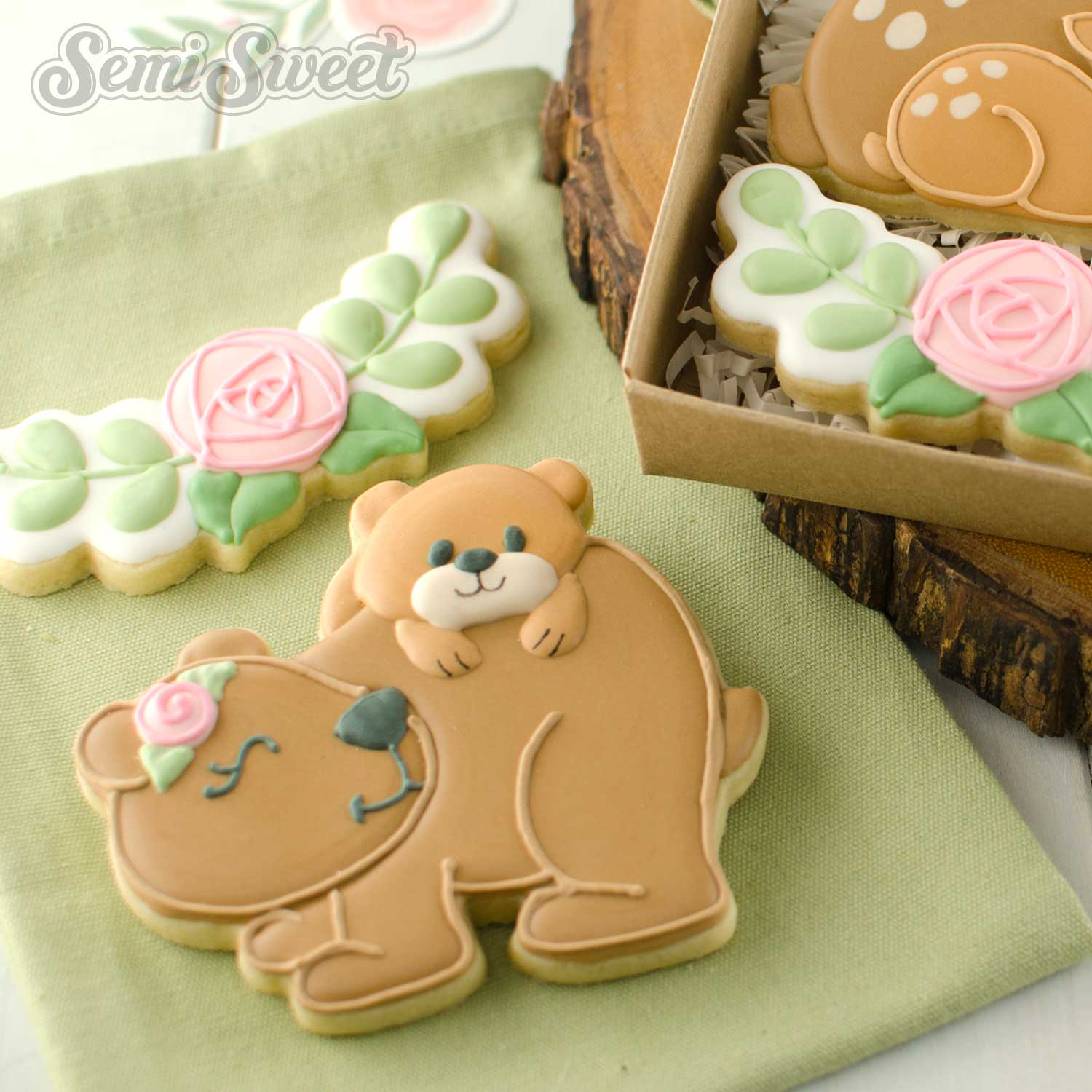 How to Make Mama Bear Cookies