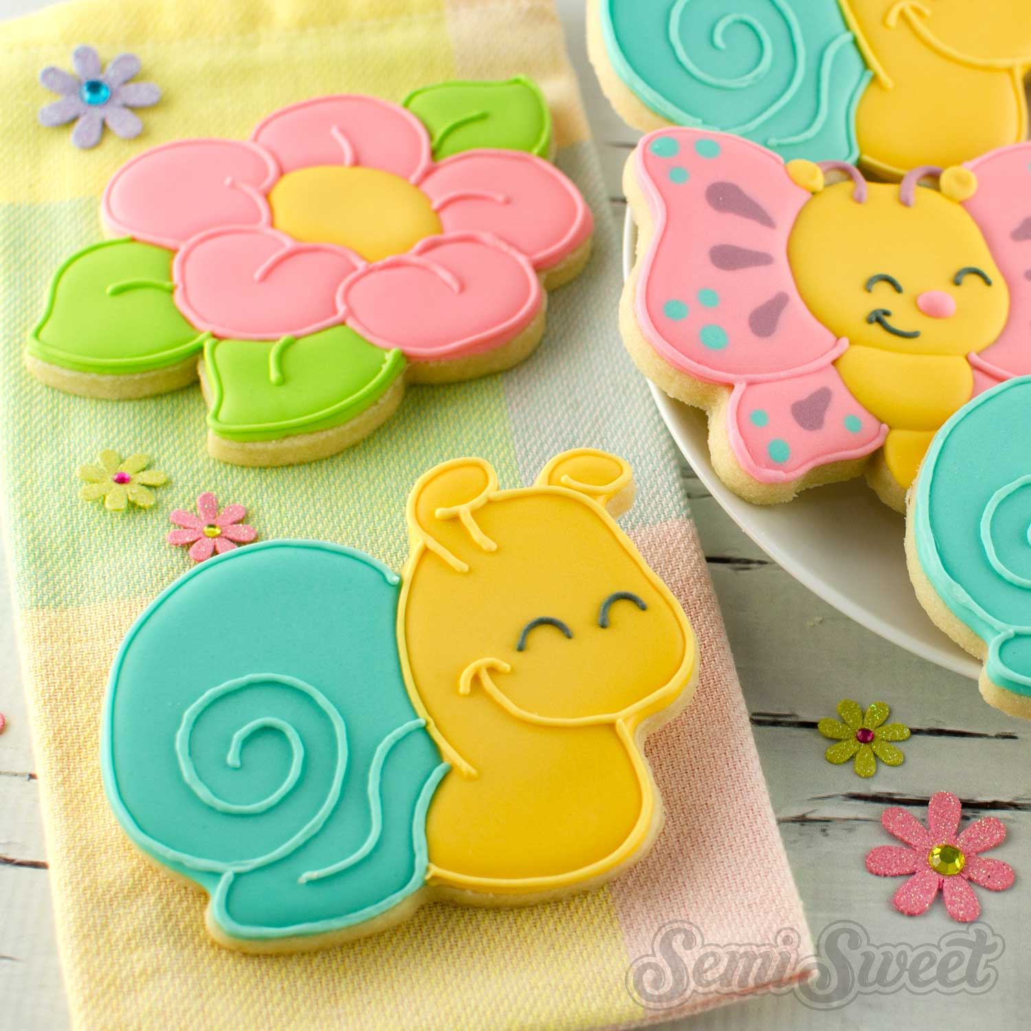 How to Make Snail Cookies