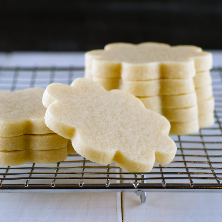 Roll-Out Sugar Cookie Recipe