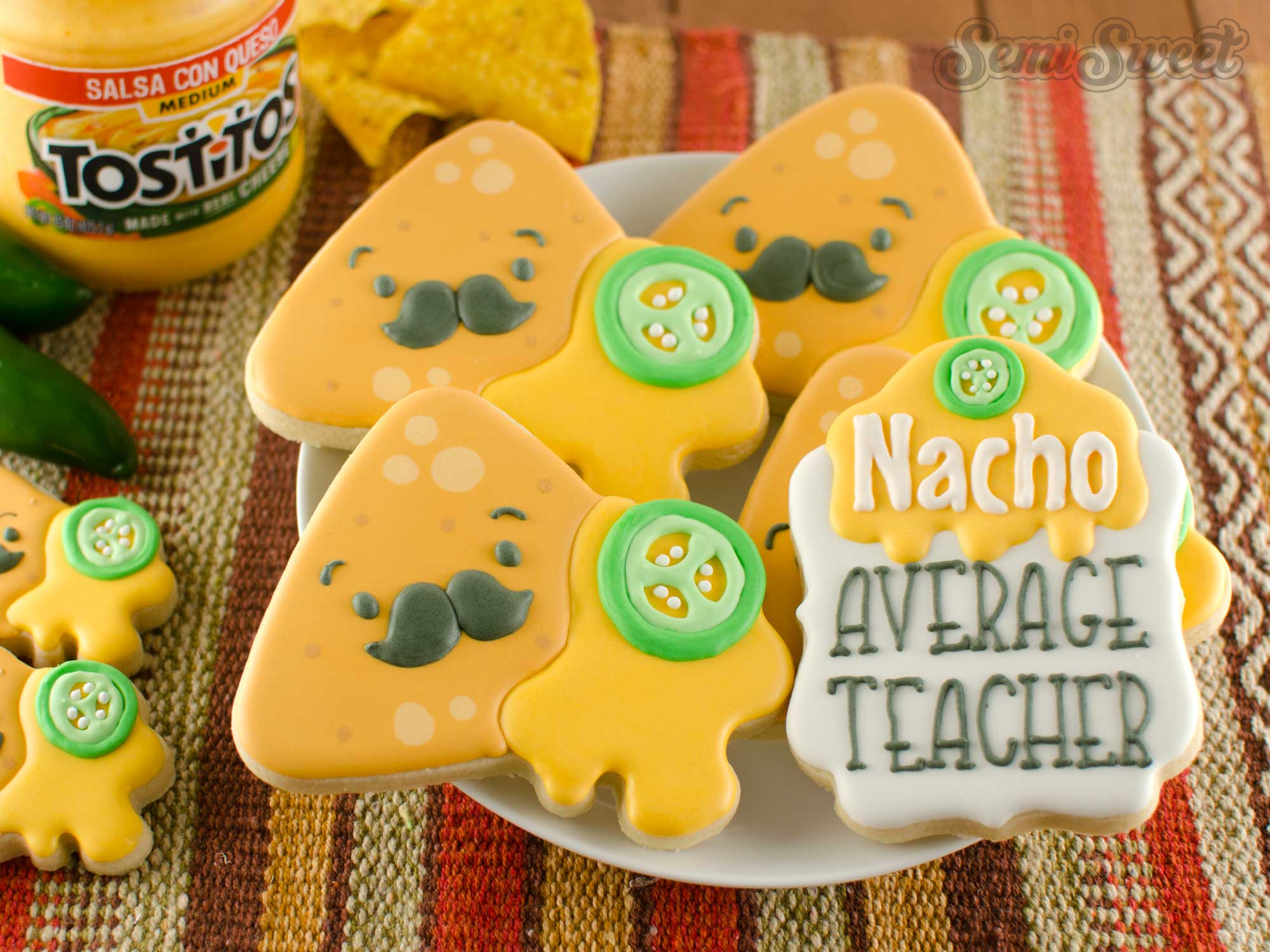 How to Make Nacho Cookies