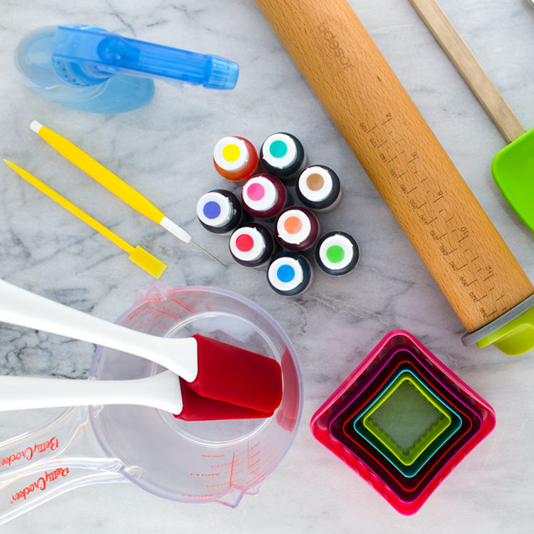 A Beginner's Guide to Cookie Decorating Supplies