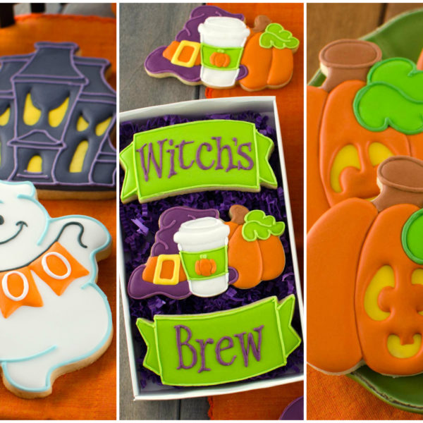 New Halloween Cookie Cutters and Designs