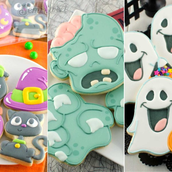 2019 Halloween Cookie Cutters and Designs