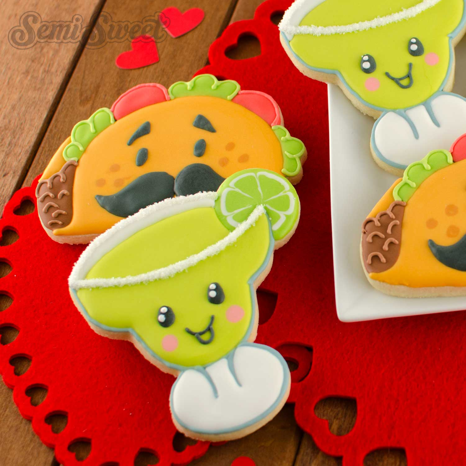 How to Make Margarita Cookies