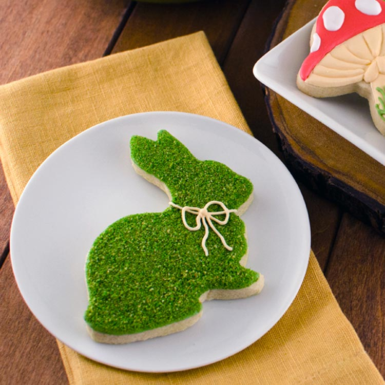 How to Create Realistic Moss Cookies