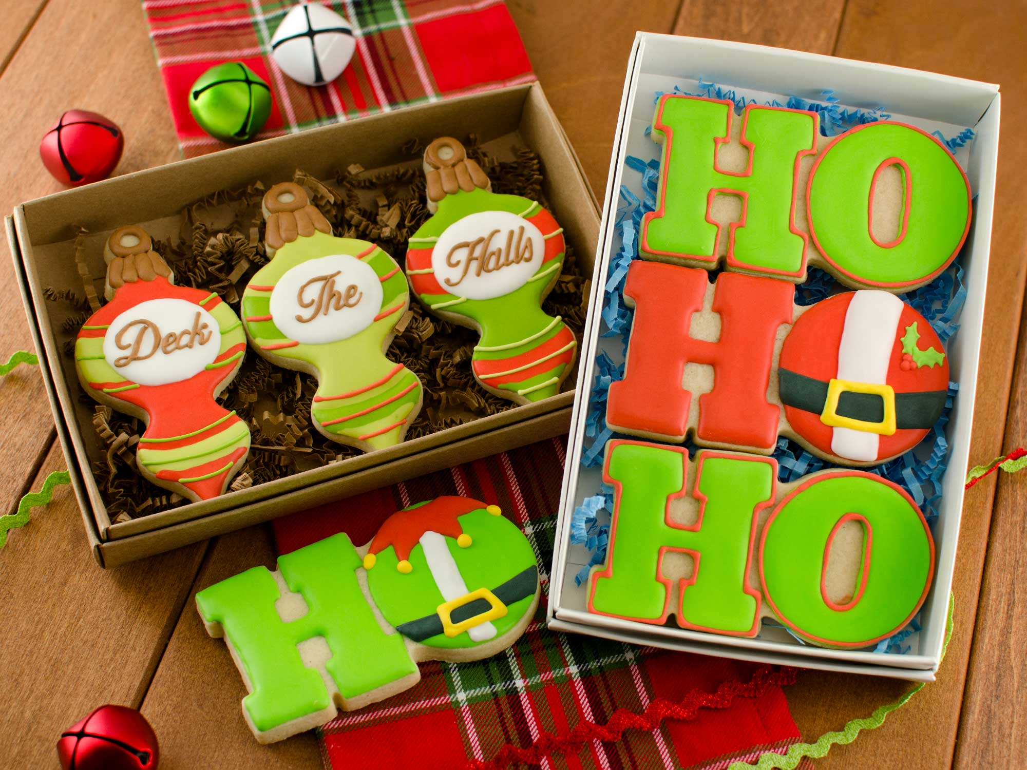 Christmas Cookie Box Sets
