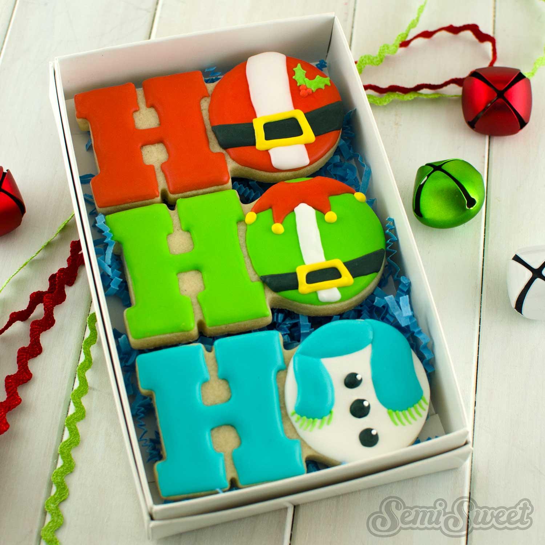 Christmas Cookie Box Sets