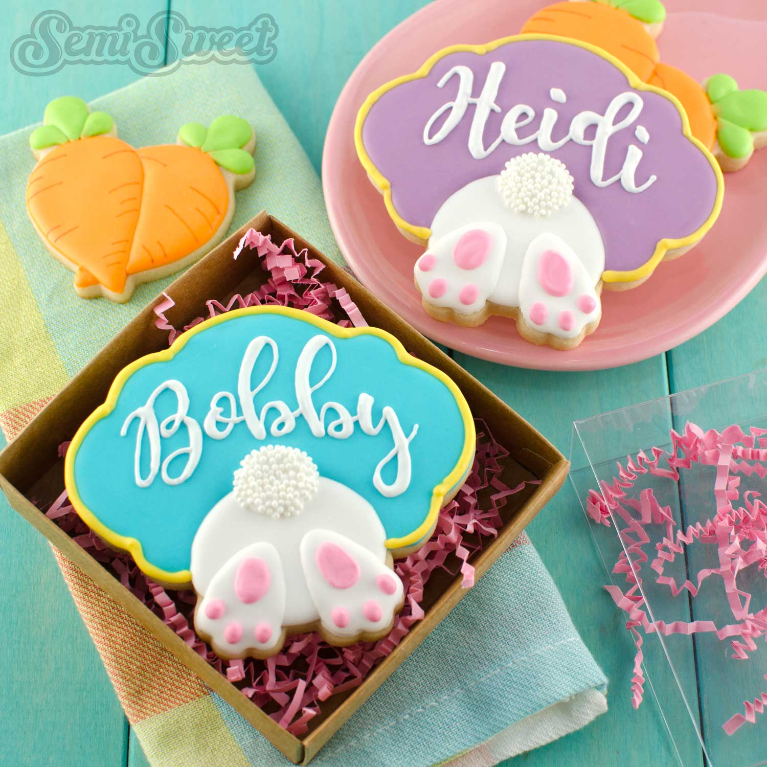 New Easter Cookie Cutters and Designs