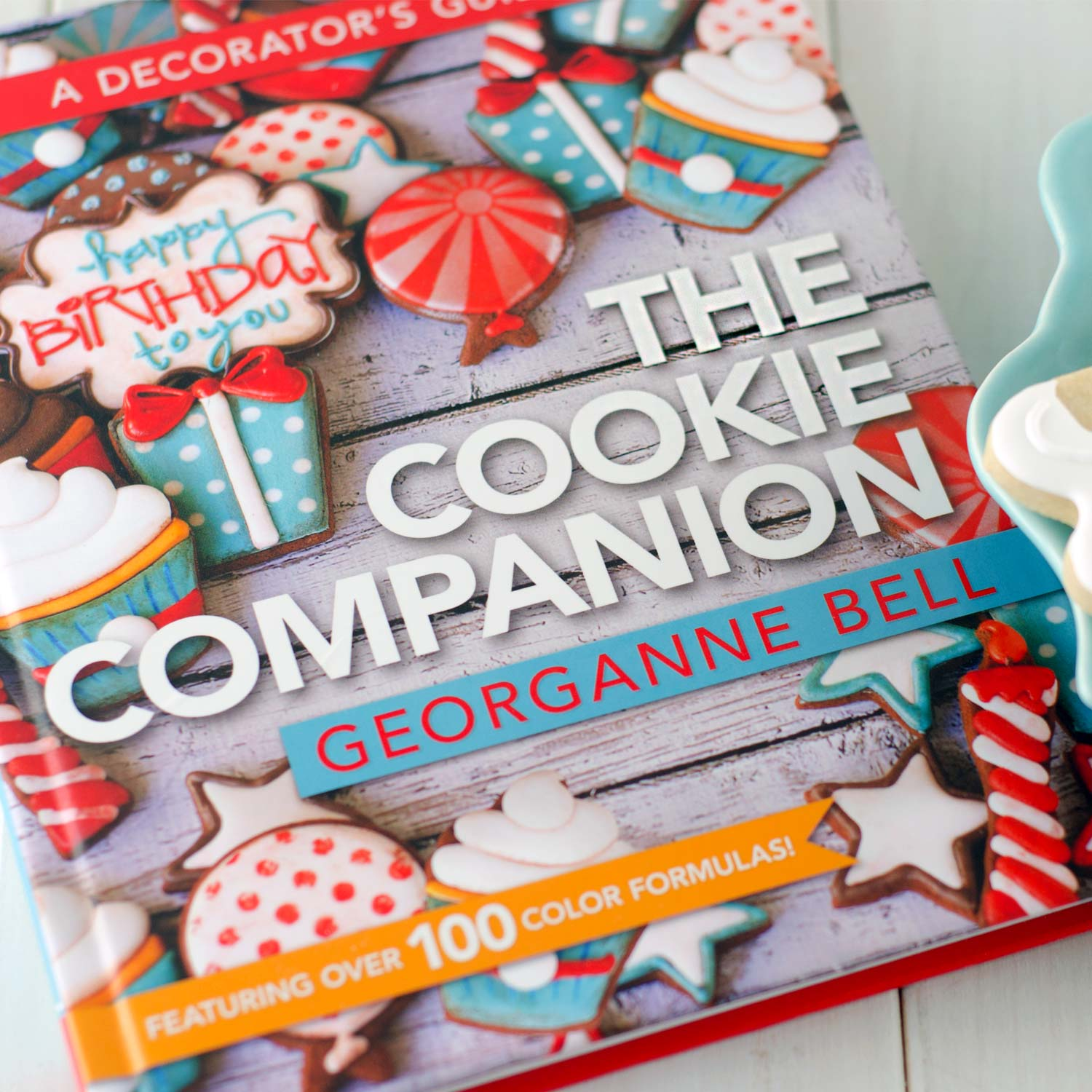 The Cookie Companion Book Giveaway