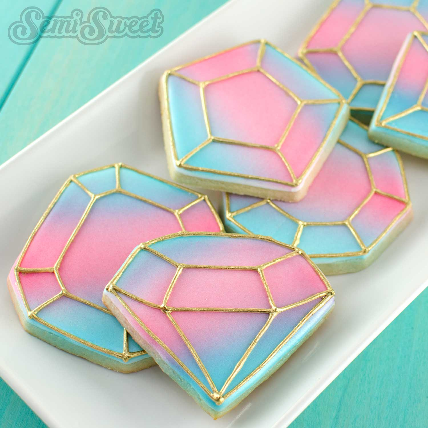 How to Make Gemstone Cookies