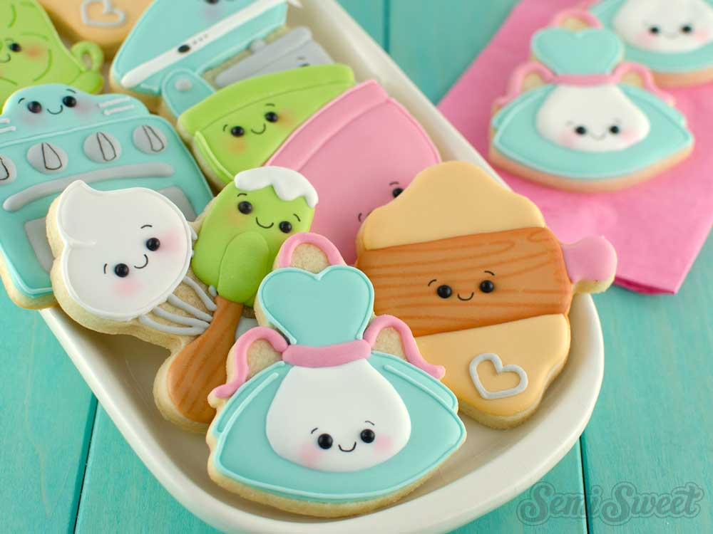 How to Make Apron Cookies